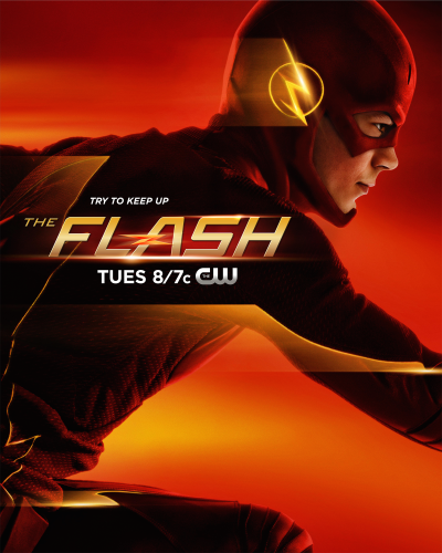 The_Flash_promo_poster