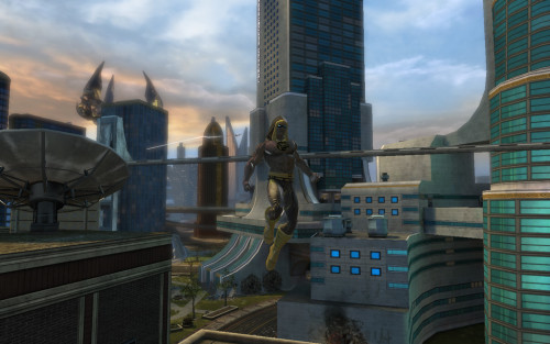 The Hand of Nefer-Tem in Metropolis