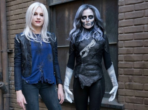 Livewire and Silver Banshee Picture (c) CBS