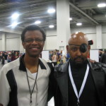 Phill LaMarr (Voice of GL John Stewart on 'Justice League')