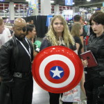 Nick Fury, Captain America, and The Winter Soldier