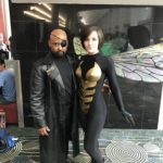 Nick Fury and The Wasp