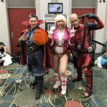 Dr. Strange, Gwenpool, and Deadpool