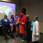 Diversity in Cosplay Panelists