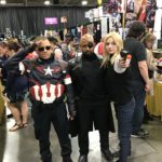 Agents of S.H.I.E.L.D.: Captain America, Nick Fury, and Sharon Carter